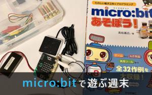 micro:bitで遊ぶ