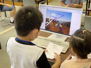 子供プログラミングクラブ CoderDojo鎌ケ谷開催報告